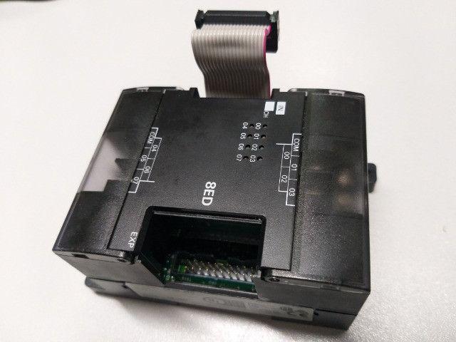 Modulo Expanção CP-1W-8ED (Omron) Plc Output Unit - Foto 3