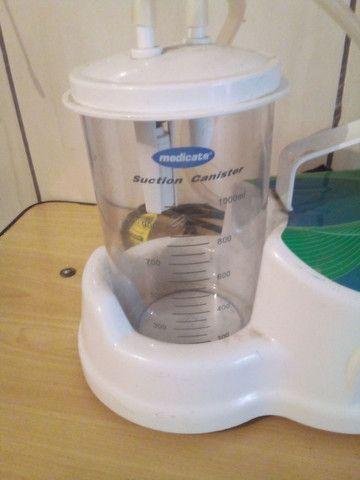 Humificador hospitalar ( secreção garganta/esterilizado) e um aquecedor giratória  - Foto 3