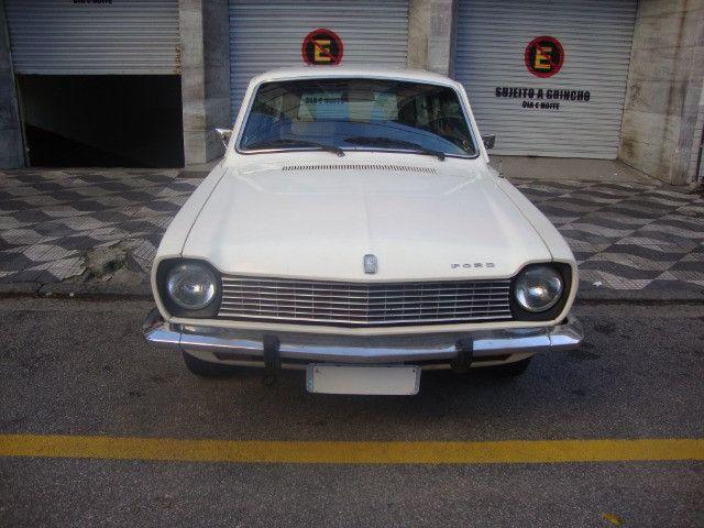 Belina 1977 Branca Muito Nova 170.000 KM