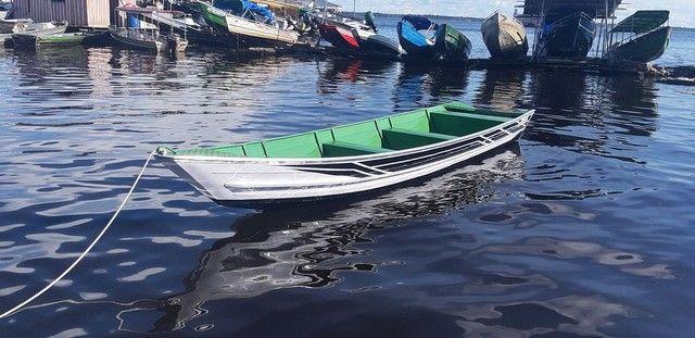 Canoas em alumínio naval  - Foto 9