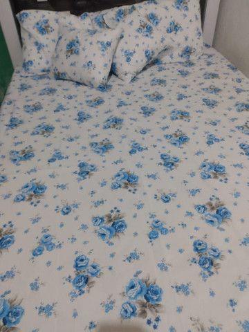 Colcha de Casal 100% algodão - Foto 5