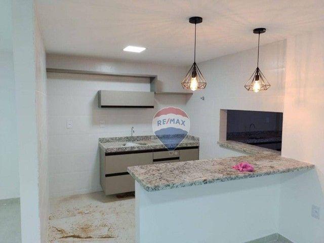 Apartamento com 3 dormitórios à venda, 101 m² por R$ 445.817,00 - Carapibus - Conde/PB - Foto 16