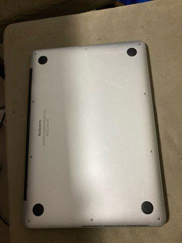 MacBook Pro retina 16gb ram fim de 2013 500gb ssd - Foto 3