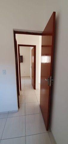 Casa nova no Cristo. 2 quartos sendo 1 suíte. R$ 145 mil com ITBI e cartório - Foto 8