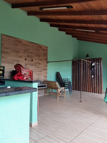 Linda Casa com Piscina Vila Taquarussu Próximo Shooping Norte Sul - Foto 14