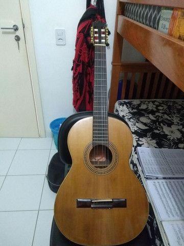 Violão erudito Luthier Eduardo Spínola. - Foto 6