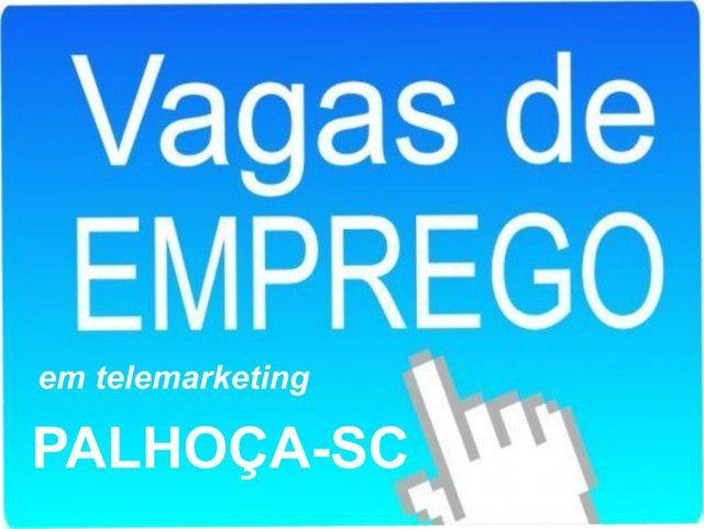 Vagas de trabalho em call center e telemarketing  na área de consignado