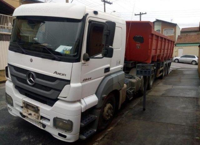 Caminhão mb 2644