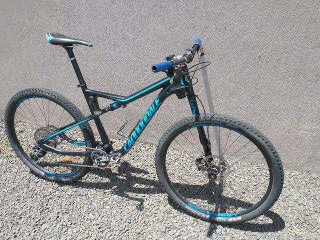 Bike aro 29 Full Suspension Cannondale Scalpel 5
