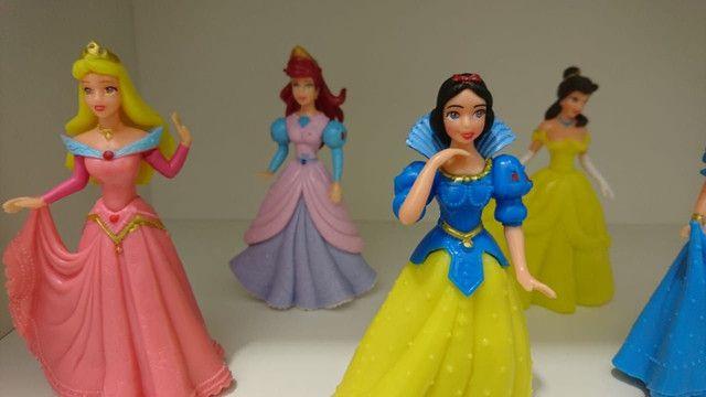 Bonecas Branca de Neve Disney Princesas