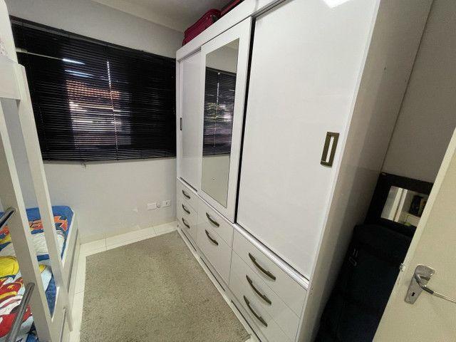 Vendo Apartamento Mobiliado (pronto p morar)  - Foto 12