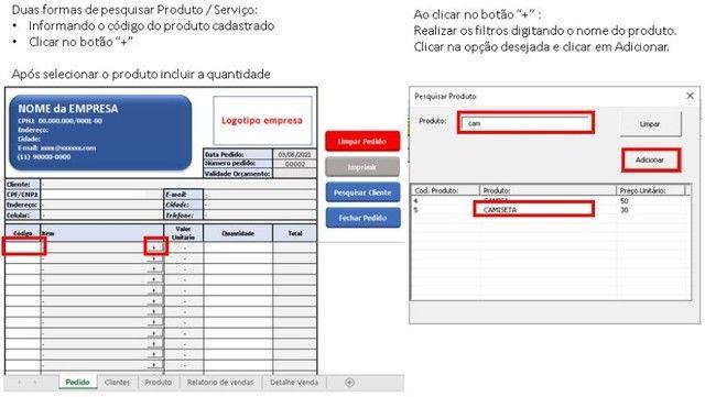 Planilha de vendas inteligente  - Foto 3