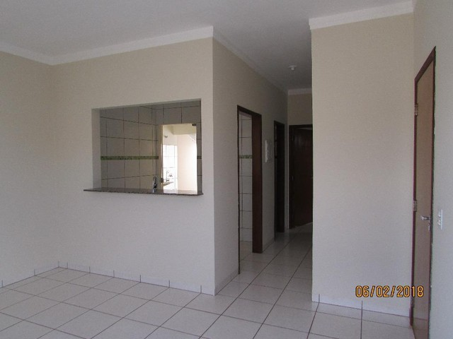 Casa para aluguel, 2 quartos, 1 suíte, 1 vaga, Santos Dumont - Três Lagoas/MS - Foto 9
