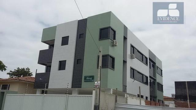 Apartamento residencial à venda, Treze de Maio, João Pessoa - AP0011.