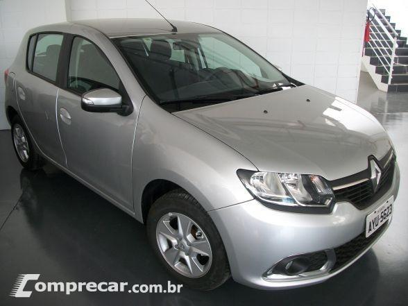 RENAULT SANDERO 2016/2017 1.6 16V SCE FLEX DYNAMIQUE 4P MANUAL