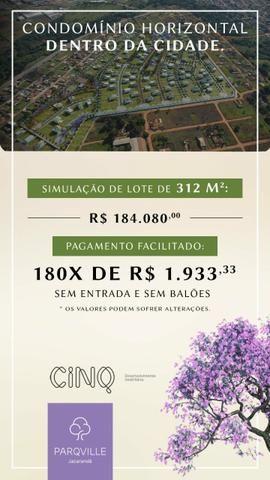 Condôminio Horizontal de Lotes Parqville Jacarandá ( Aparecida dr Goiânia) - Foto 11