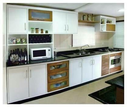Sua cozinha planejada.com o melhor preço e prazo