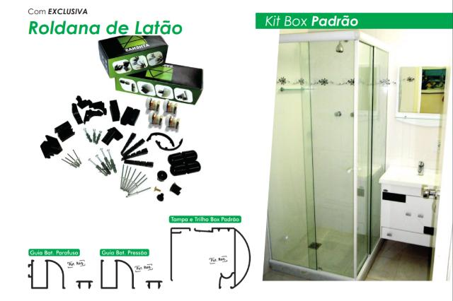 Box p/ Banheiro Incolor - Promoção - Foto 2