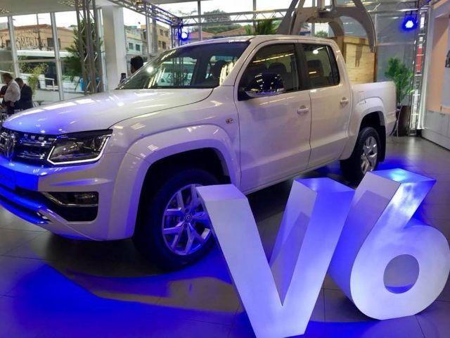 Vw - Volkswagen Amarok 2018
