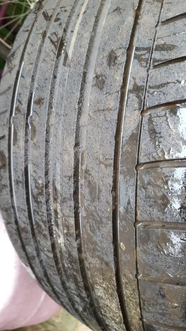 Par de pneus Dunlop Sport Maxx 275-30 R20