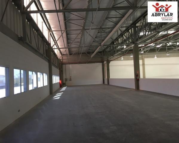 Ótimo galpão modular em condomínio logístico, industrial e comercial - jundiaí - sp - Foto 16