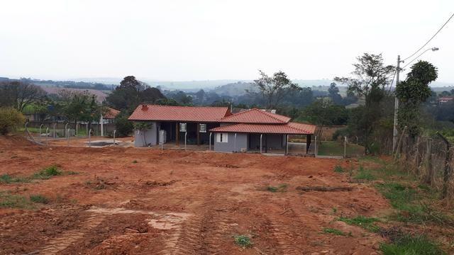 Artur Nogueira - Chácara 1.200 m² c/ casa 02 quartos - - Foto 9