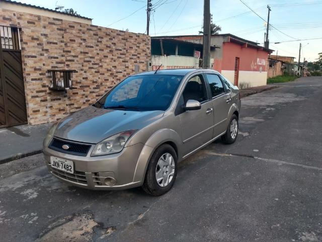 Ford Fiesta sedan 1.6 - ano 2008 ( pode ser financiado )