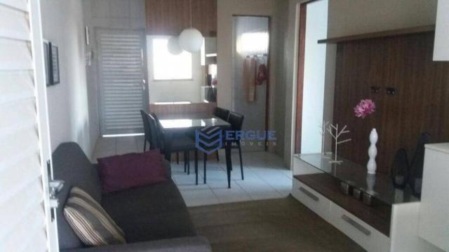 Casa com 2 dormitórios à venda, 49 m² - Planalto Horizonte - Horizonte/CE - Foto 4