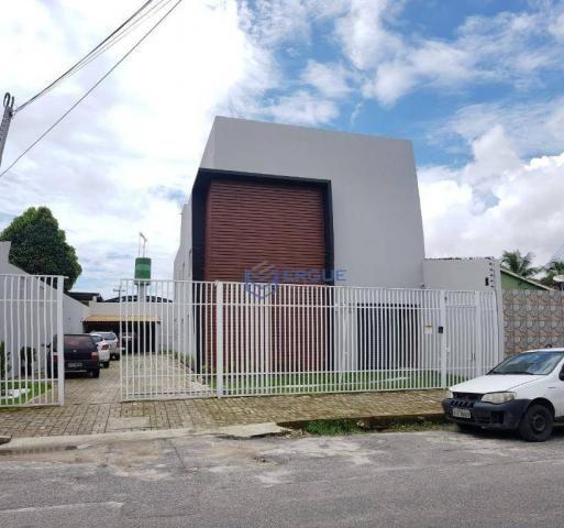 Prédio à venda, 324 m² por r$ 1.500.000,00 - jardim das oliveiras - fortaleza/ce