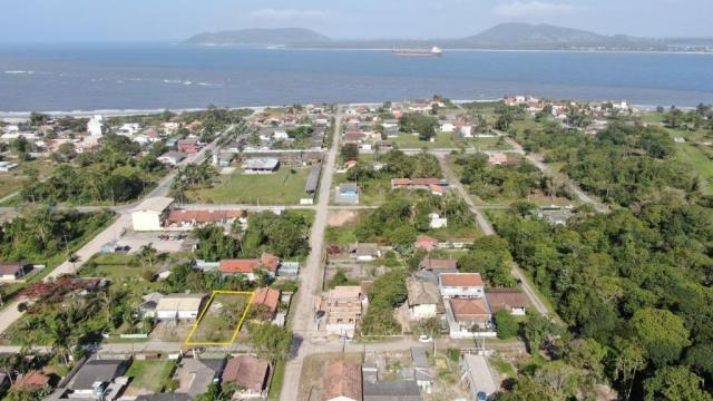 Terreno à venda, 300 m² por r$ 73.000,00 - brandalize - itapoá/sc