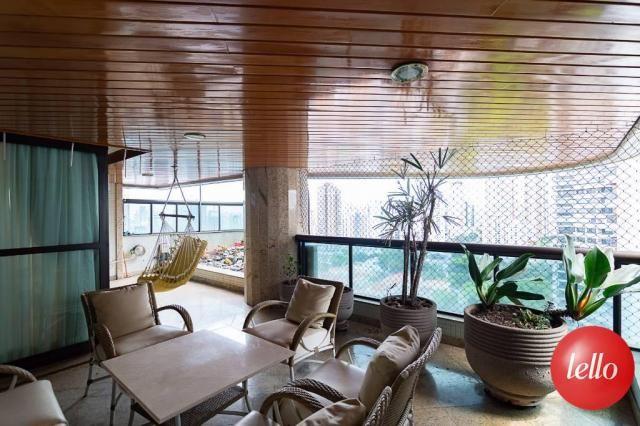 Apartamento para alugar com 4 dormitórios em Tatuapé, São paulo cod:205070 - Foto 3