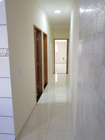 Casa 2Q com suite Brisa da Mata Pego carro como entrada - Plano MCMV - Foto 7