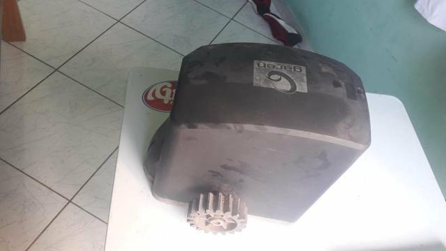 Motor elétrico em perfeito estado para sua melhor segurança!