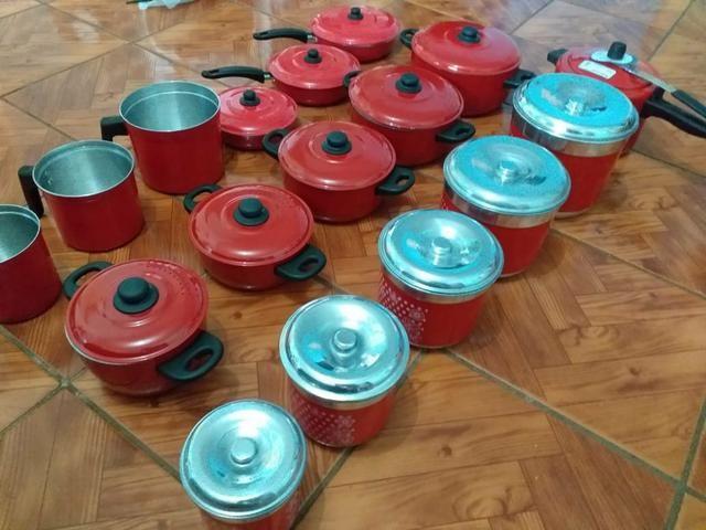 Kit completo pra cozinha 17 peças - Foto 2