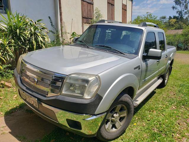 Ranger diesel 2011 3.0 xlt 2x4 top de linha - Foto 4