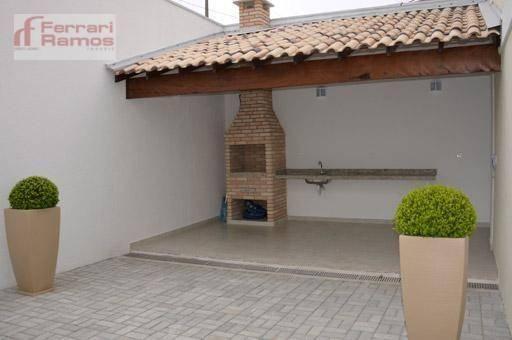 Sobrado com 3 dormitórios à venda, 112 m² por r$ 569.900,00 - vila santa clara - são paulo - Foto 5
