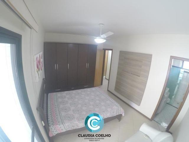 Lindo apartamento 03 quartos, prédio frente para o mar da praia do morro!! - Foto 10