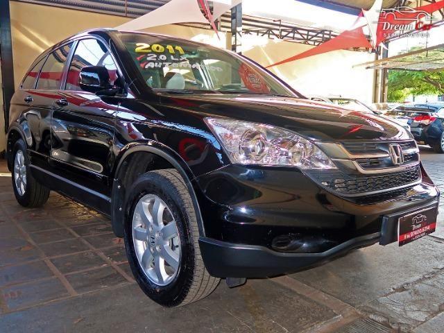 Honda cr-v Lx 2.0 4x2 automática completa 2011