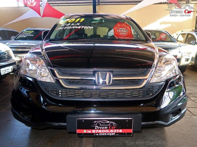 Honda cr-v Lx 2.0 4x2 automática completa 2011 - Foto 2