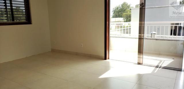 Sobrado 5 Suítes, 318 m² no Condomínio Mirante do Lago - Foto 6