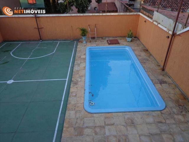 Casa à venda com 4 dormitórios em Alípio de melo, Belo horizonte cod:421325 - Foto 16