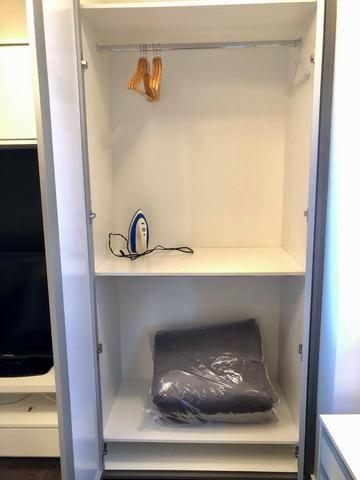 Studio Mobiliado c/ vaga de garagem no Ed Neo Superquadra - Foto 6