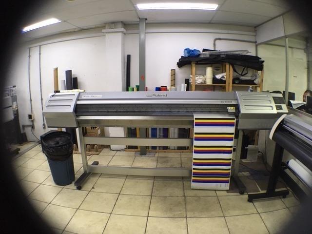 b27622960f335 Impressora roland soljet Pro ii V SJ-745EX - Máquinas para produção ...