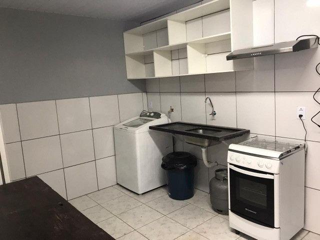Alugo quartos mobiliados no Bairro do Portão R$ 470,00 próximo ao Shopping Palladium - Foto 8