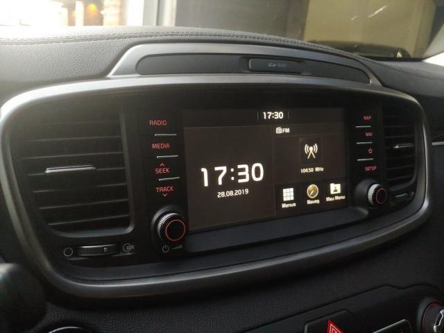 SORENTO 2017/2018 2.4 16V GASOLINA EX 7L AUTOMÁTICO - Foto 8