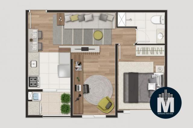 Residencial Encantto Osasco - 1, 2 e Dormitórios - Minha Casa Minha Vida! - Foto 20