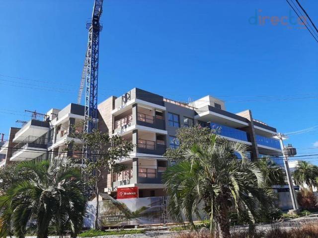 Apartamento com 3 dormitórios à venda, 285 m² por R$ 3.721.000,00 - Jurerê Internacional -