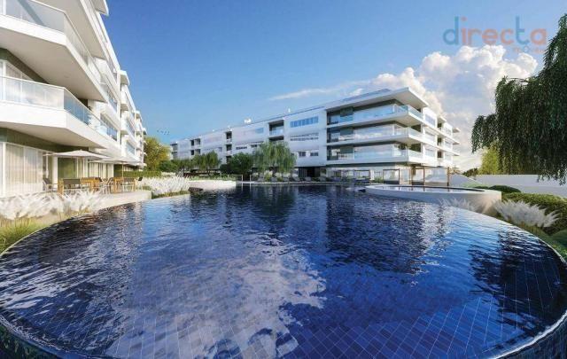 Cobertura à venda, 174 m² por R$ 1.891.018,00 - Jurerê Internacional - Florianópolis/SC