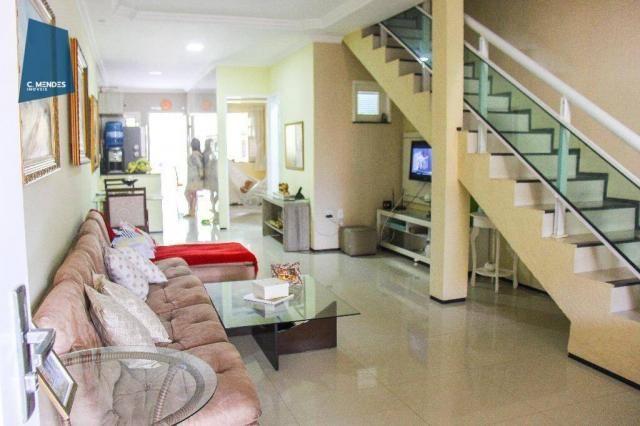 Casa com 3 dormitórios à venda, 290 m² por R$ 390.000,00 - Vicente Pinzon - Fortaleza/CE - Foto 3