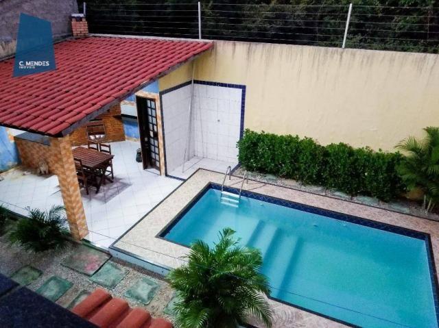 Casa Duplex 360 m² à venda, 5 suites, 4 vagas, Edson Queiroz, Fortaleza. - Foto 10